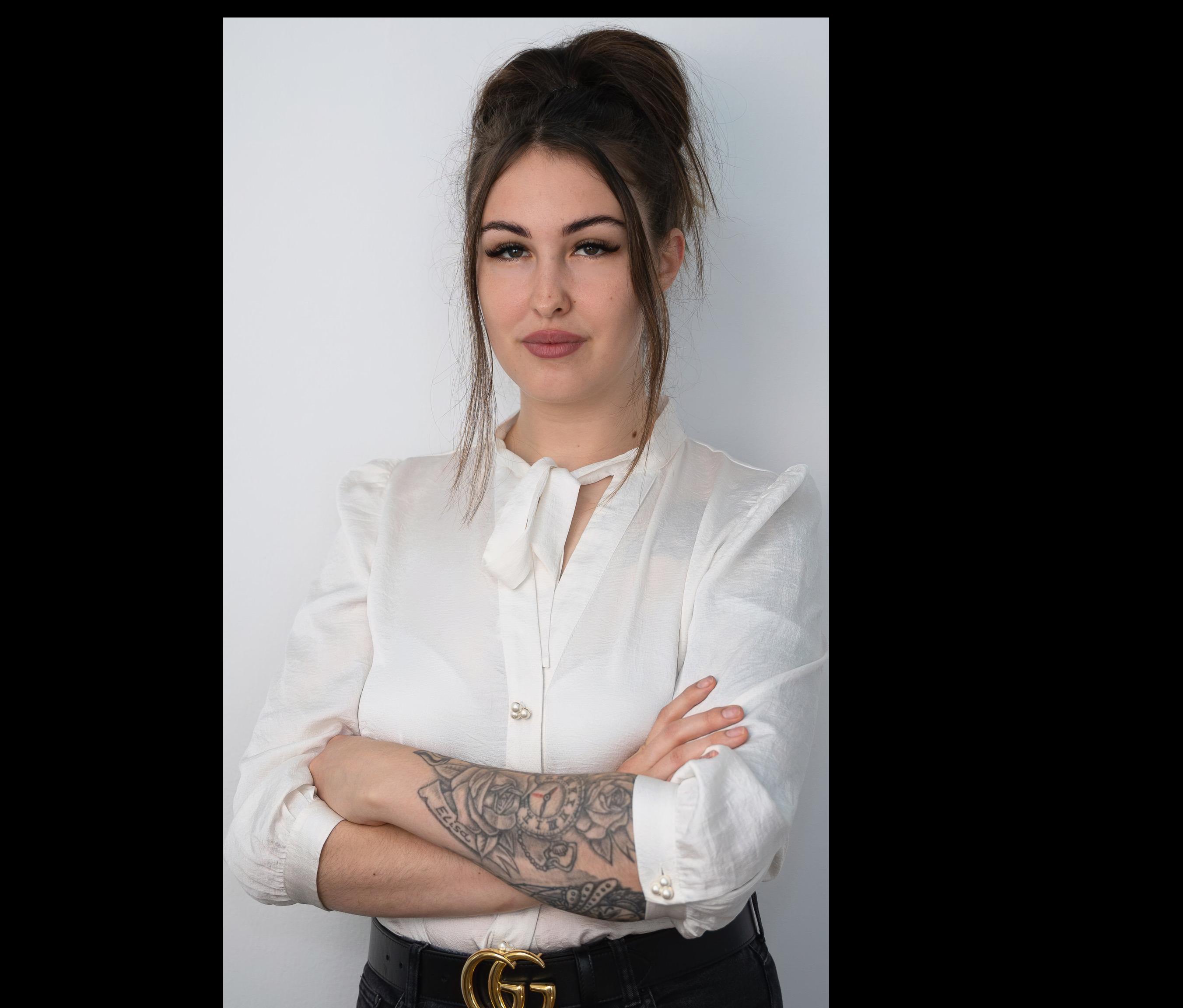 BRAND AMBASSADOR Minel Özkan